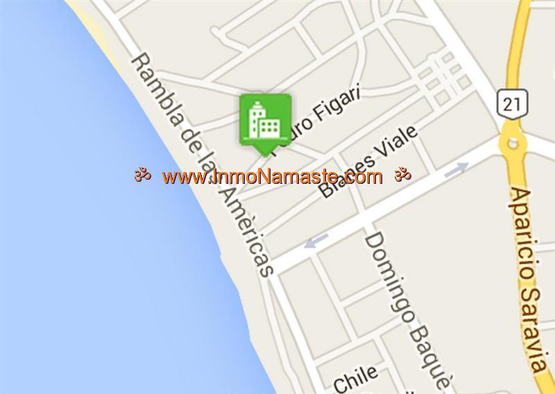 VENTA - Excelente MonoAmbiente en Edificio Due Terre en Colonia del Sacramento  | Inmobiliaria Namasté | Colonia, Uruguay