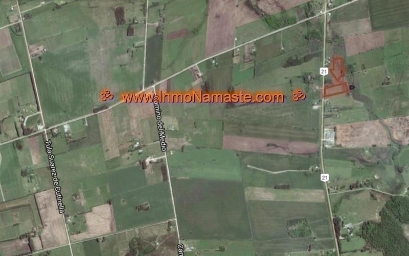 VENTA - Importante Terreno Sobre Ruta 21 en Colonia del Sacramento  | Inmobiliaria Namasté | Colonia, Uruguay
