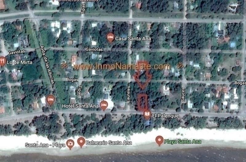 VENTA - Excepcional Terreno en Rambla Costanera de Santa Ana en Santa Ana  | Inmobiliaria Namasté | Colonia, Uruguay