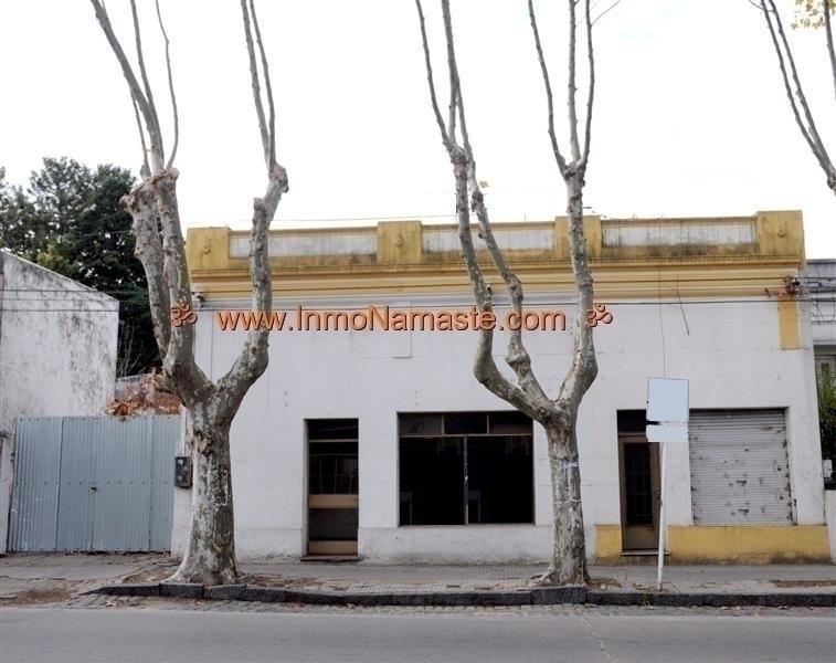 VENTA - Importante Predio de 1350 m2 con Local en el centro de Colonia del Sacramento en Colonia del Sacramento  | Inmobiliaria Namasté | Colonia, Uruguay