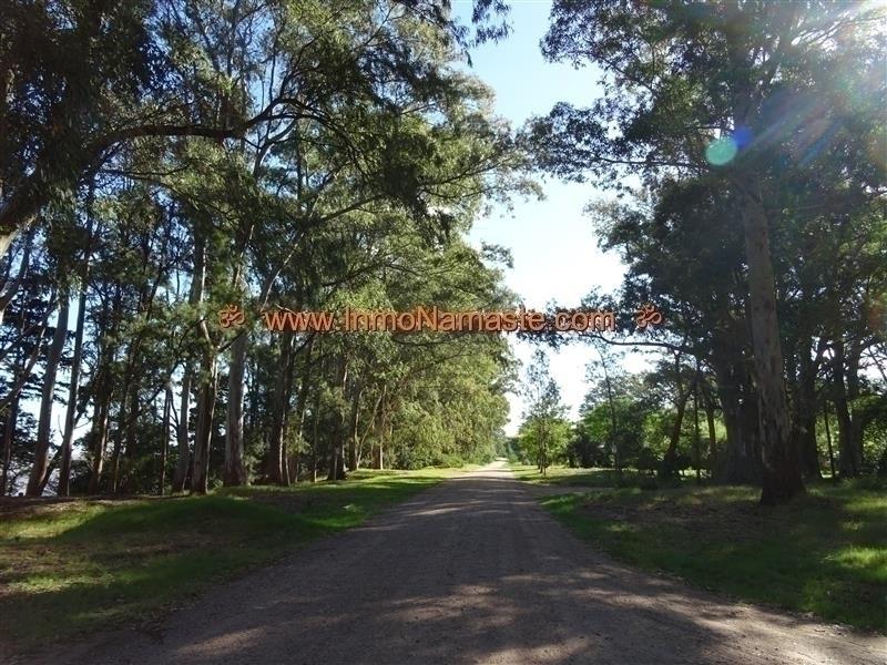 VENTA - Excelente Lote en El Ensueño sobre Rambla Costanera - Manzana 9, Lotes 13 y 14 en Santa Ana  | Inmobiliaria Namasté | Colonia, Uruguay