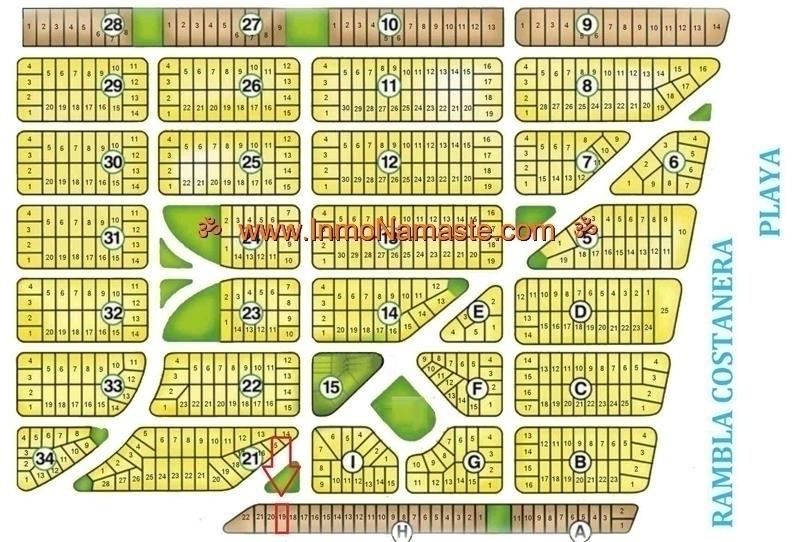 VENTA - Excelente Terreno en El Ensueño - Manzana H, Lote 19. en Santa Ana  | Inmobiliaria Namasté | Colonia, Uruguay
