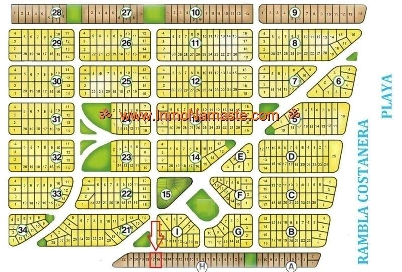 VENTA - Excelente Terreno en El Ensueño Colonia - Manzana H, Lotes 16 y 17 en Santa Ana    Inmobiliaria Namasté   Colonia, Uruguay