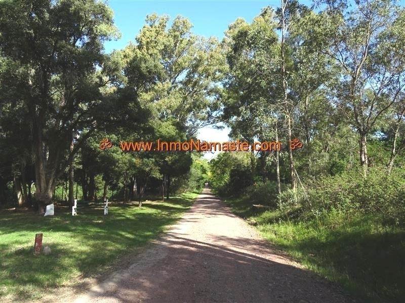 VENTA - Excelente Terreno en El Ensueño Colonia - Manzana H, Lotes 12 y 13 en Santa Ana  | Inmobiliaria Namasté | Colonia, Uruguay