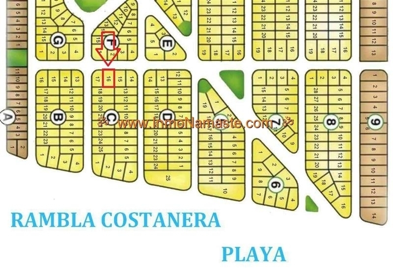 VENTA - Excelente Terreno en El Ensueño Colonia - Manzana C, Lote 16 en Santa Ana  | Inmobiliaria Namasté | Colonia, Uruguay