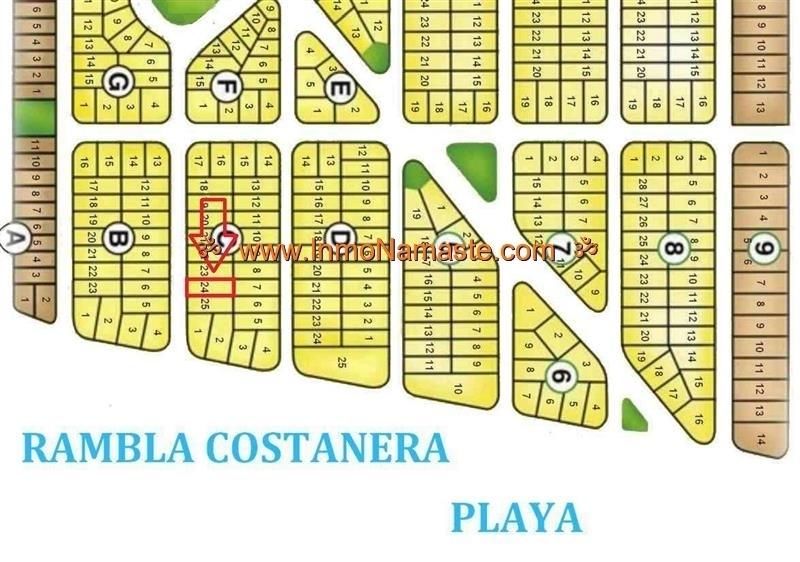 VENTA - Excelente Terreno en El Ensueño Colonia - Manzana C, Lote 24 en Santa Ana  | Inmobiliaria Namasté | Colonia, Uruguay
