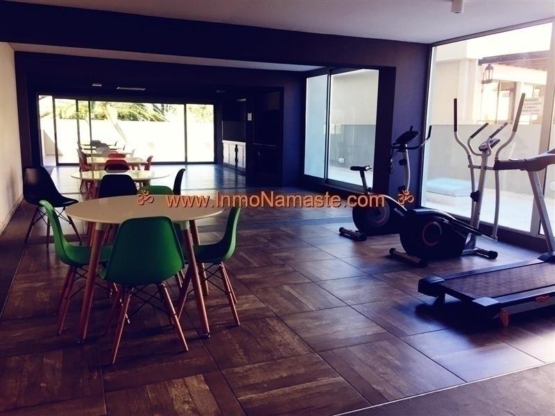 VENTA - Apartamento a metros de la Rambla en edificio Solares de Araus en Colonia del Sacramento  | Inmobiliaria Namasté | Colonia, Uruguay
