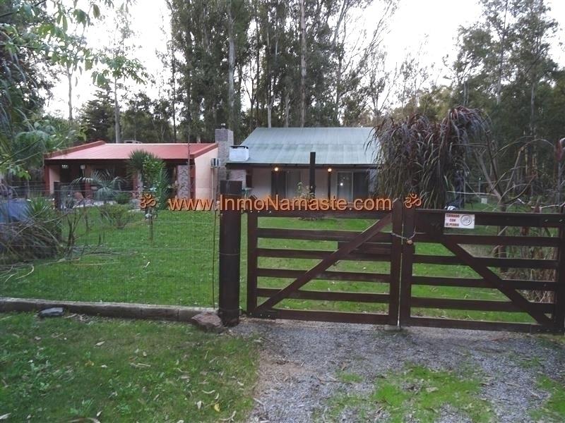 ALQUILER - Hermosa Casa Tipo Loft en Santa Ana en Santa Ana  | Inmobiliaria Namasté | Colonia, Uruguay