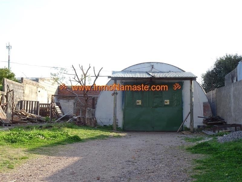 VENTA - Importante Galpón con Terreno Próximo a Ancap de La Rotonda en Colonia del Sacramento  | Inmobiliaria Namasté | Colonia, Uruguay